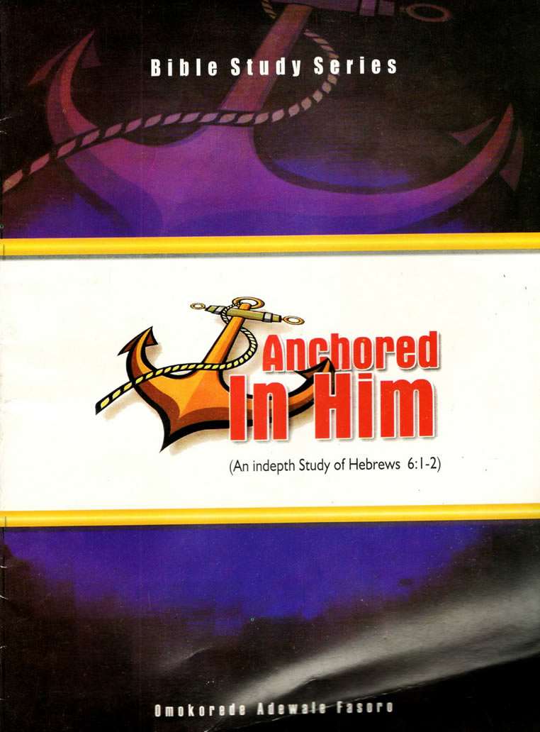 Anchored in Him-Front
