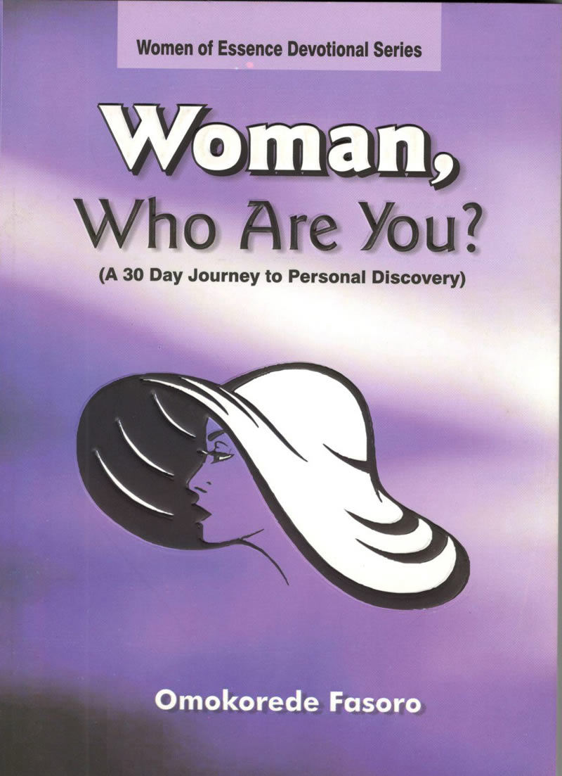 Woman, Who Are You-Front